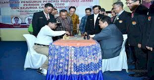 Kabupaten Kerinci Tuan Rumah Kejurda Pra Porprov Catur 2019