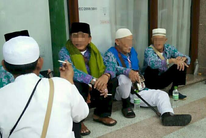 Jelang Puncak Haji Jemaah Diminta Kurangi Merokok
