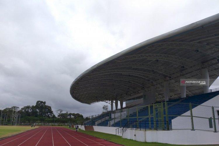 Kucurkan 33 Juta Dolar, Freeport Bangun Pusat Olahraga Untuk PON 2020