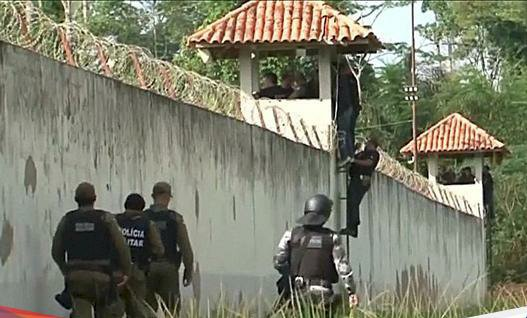 Kerusuhan di Penjara Tewaskan 52 Orang, Sebagian Dipenggal