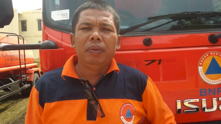 41 Titik Hotspot Terpantau di Sarolangun, Yen: Sulit Kami Tebak