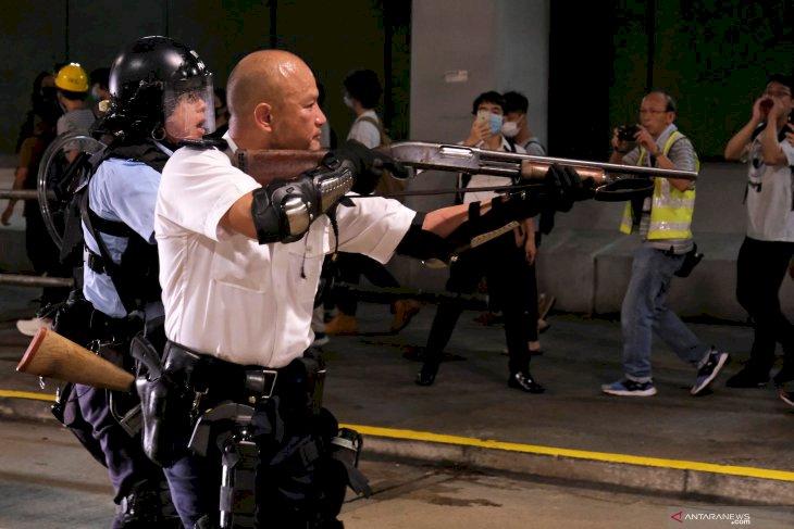 Polisi Hongkong Lakukan Penangkapan Lagi