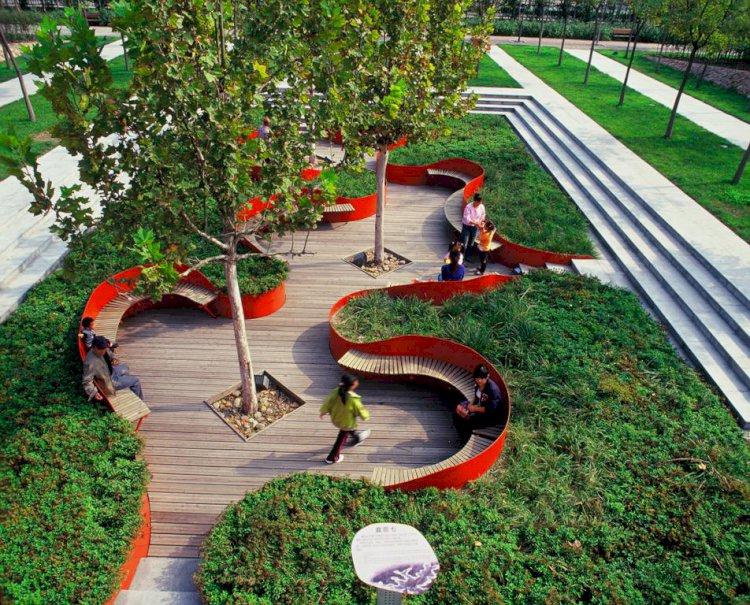 Tonjolkan Kearifan Lokal, 150 Desa Bertarung Lomba Smart Park #Dusunberhijab