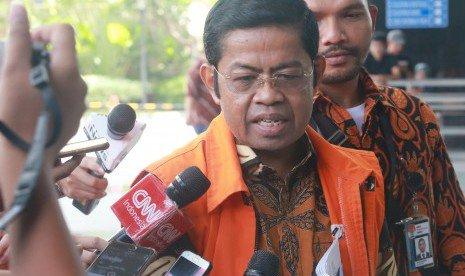 Idrus Marham Sakit Ginjal, Jalani Rawat Inap di RSPAD Gatot Subroto