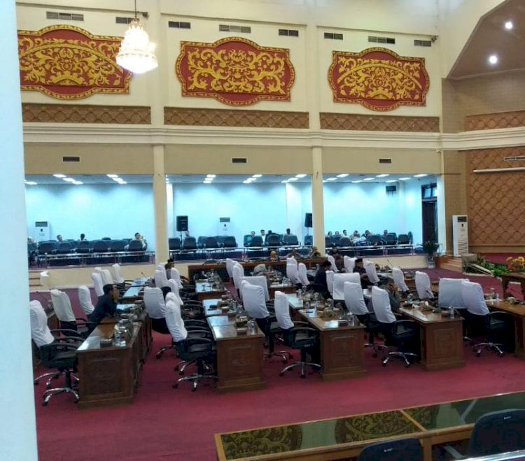 Paripurna DPRD Kota Jambi Molor, Banyak Dewan Terlambat Hadir
