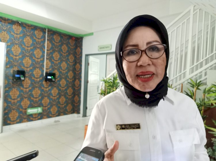Kadis Dinkes Sebut ISPA Kota Jambi Disebabkan Debu Kiriman Muaro Jambi