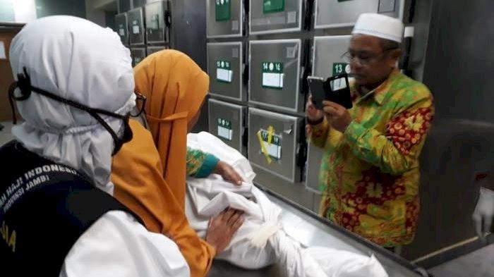 BREAKING NEWS!! Innalillahi, Jamaah Haji Merangin Meninggal di Arab Saudi