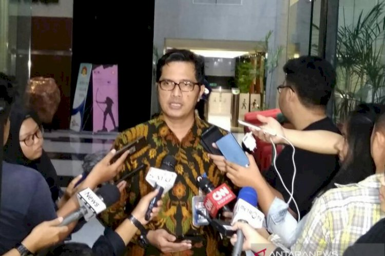 OTT, KPK Segel Kantor Dinas PU Yogyakarta