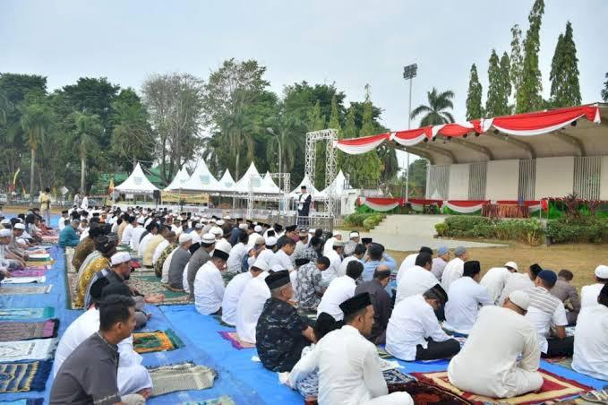 Rabu Gelar Sholat Istisqo, Pemkot Jambi Minta Masjid & Surau Ikut Berdoa