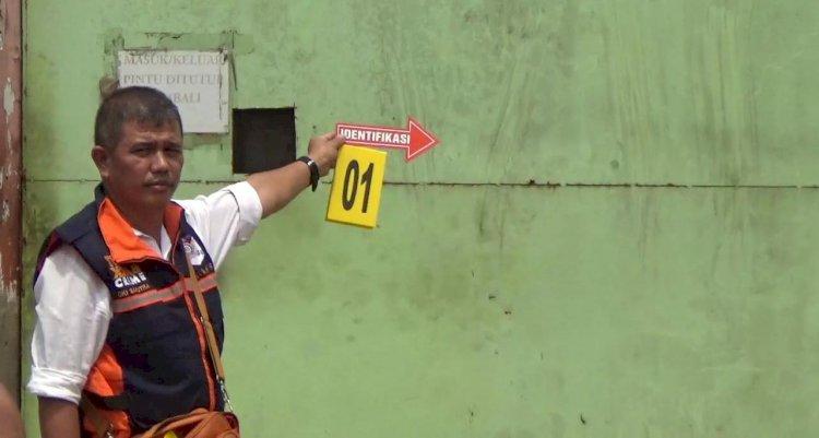BREAKING NEWS! Polda Grebek Gudang Minya Illegal PT Ocean