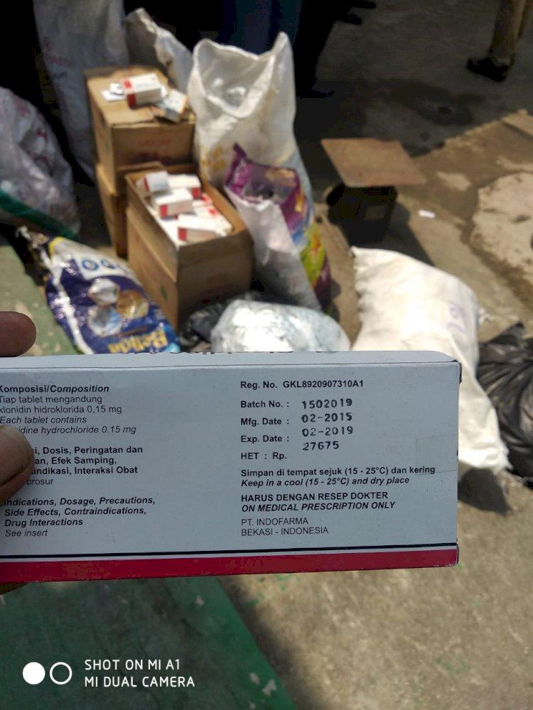 Musnahkan Obat-Obatan Rp370 Juta, Direktur RSUD Daud Arif Enggan Sebutkan Jenis Obatnya