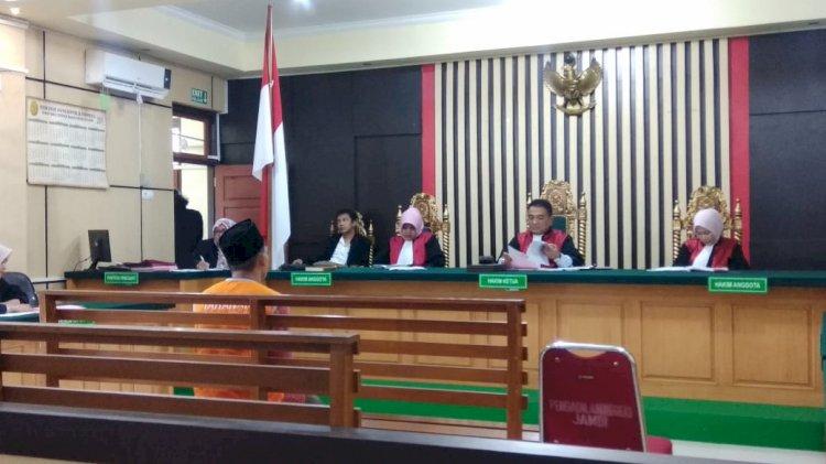 4 Kali Masuk Penjara, Hakim Nasehati Pemuda Ini Aktif di Masjid Lapas
