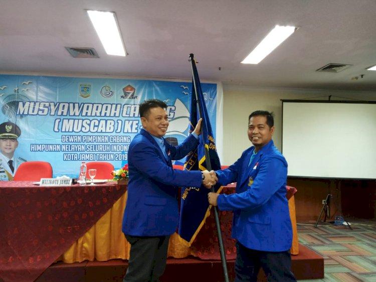 Muscab ke-1 Dewan Pimpinan Cabang HNSI Kota Jambi 2019