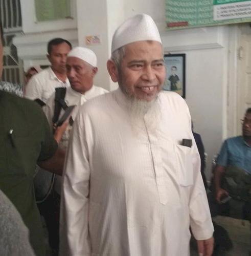 Bekas Panglima Laskar Jihad Jafar Umar Thalib Wafat