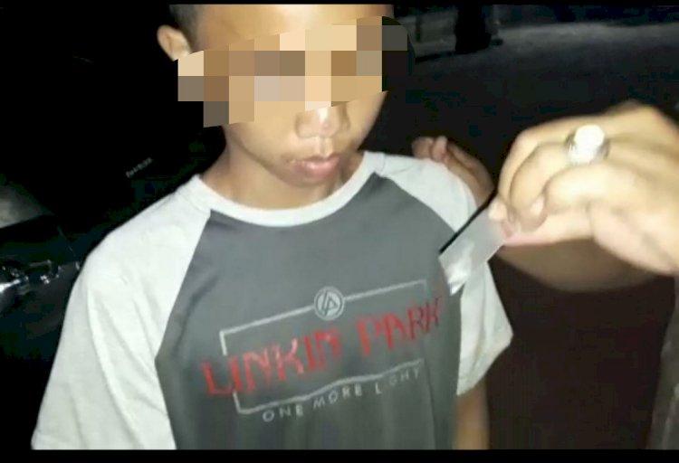 Simpan Sabu, Pelajar SMA Merangin Diamankan Polisi