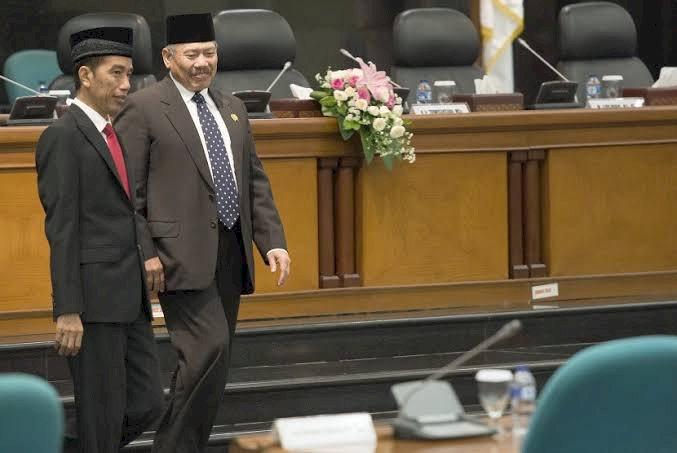Jokowi Kritik DPR Membuat UU yang Bertele-tele