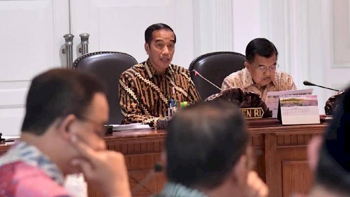 Tok tok tok! Jokowi Putuskan Ibu Kota RI Pindah ke Kaltim