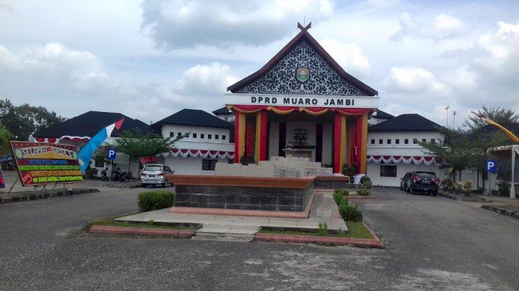 Pelantikan DPRD Muarojambi Dikawal Ketat 300 Personil Gabungan, Sopirin : Metal Detector dan Penjinak Bom