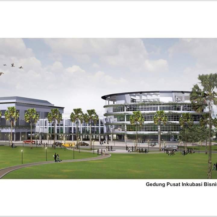 Konstruksi Kampus ITB di Cirebon Segera Dimulai, Begini Desainnya yang Di-posting Ridwan Kamil