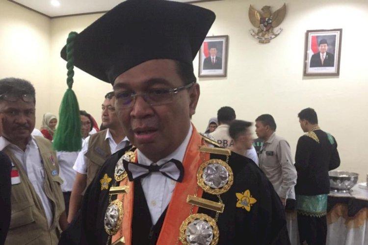 Heboh Cuitan Saiful Mahdi, Rektor Unsyiah Sebut Bukan Kebebasan Akademik