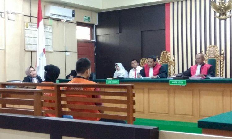 Pasangan Narkoba, Hakim: Kalian Pacaran Ya, Ada Rencana Mau Menikah? Menikah Saja
