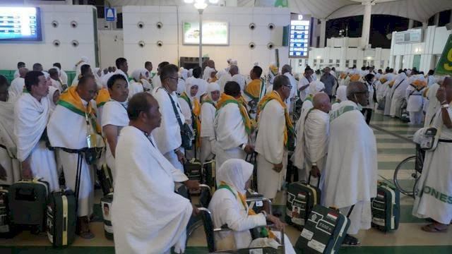 346 Jamaah Haji Tanjabbar Tiba Tanggal 8 September
