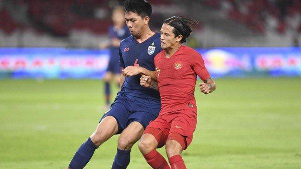 LUAR BIASA!! Dilibas Thailand, Indonesia Kalah Telak 3-0