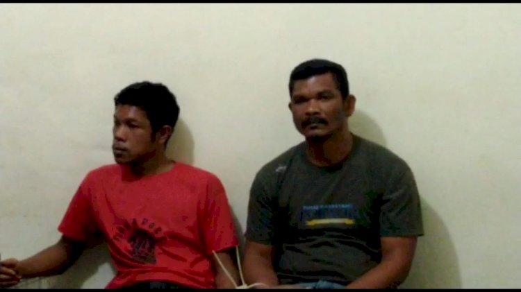 Tersangka Kepemilikan 76 Kilo Ganja Diserahkan ke Jaksa