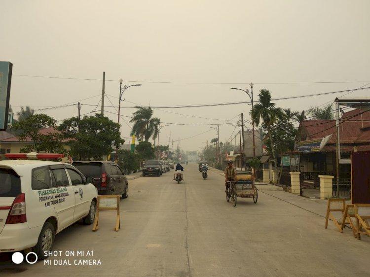 Udara Tidak Sehat, Disdikbud Tanjabbar Liburkan Siswa TK Hingga SMP Selama 2 Hari