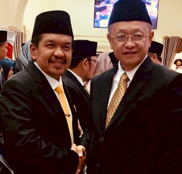 Ini Kisah Perjalanan Politik Tontawi Jauhari Ketua DPRD Sarolangun Terpilih