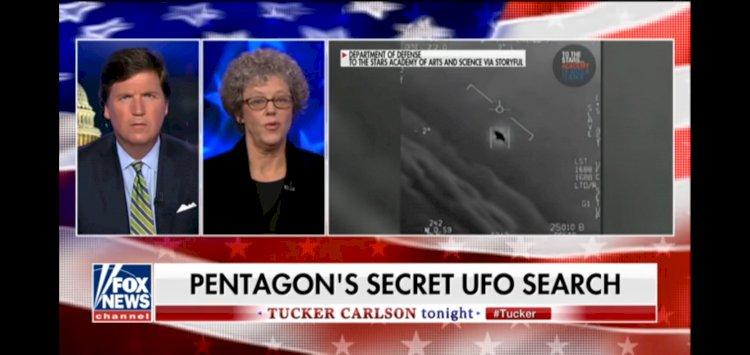 Militer AS Akui Keaslian Video Penampakan UFO