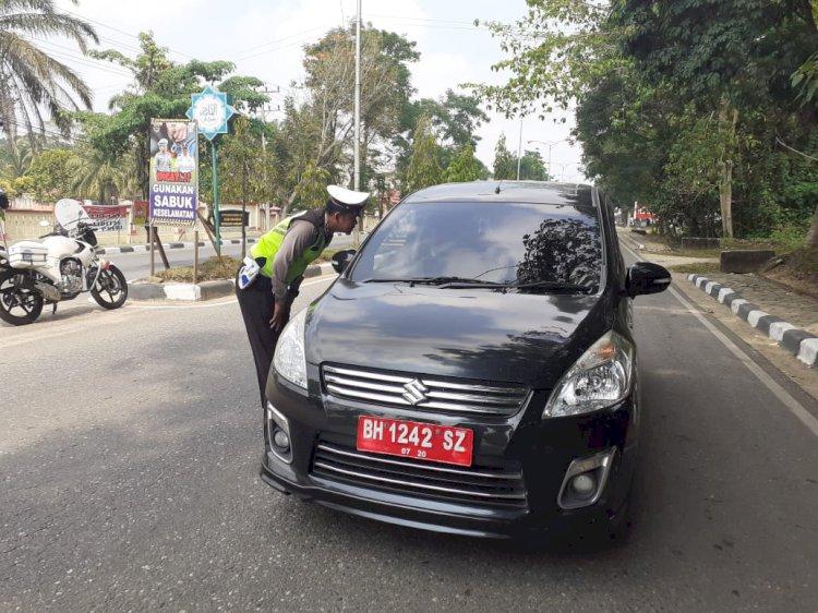 Cek Endra: Kendaraan Dinas Itu Wajib Bayar Pajak, Kasih Contoh Baik!