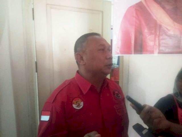 Diisukan Ikut Ambil Formulir, Begini Kata Sekretaris PDIP Jambi