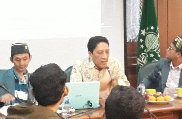 Wakil Rektor UI Sebut Pendidikan Dasar & Menengah Perlu Direvisi