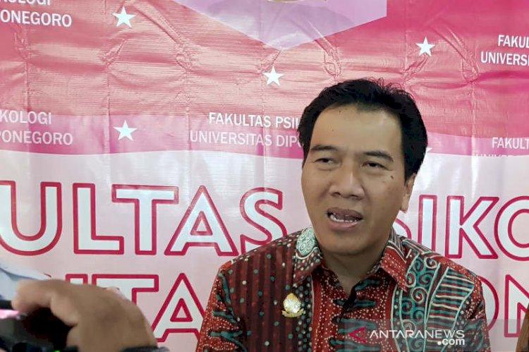 Mahasiwanya Demo, Rektor: Demo Mahasiswa Undip Bukan Representasi Kampus!