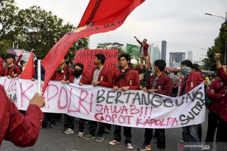 Soal Demo Mahasiswa, Menristek Dikti Sebut Tak Ada Sanksi Rektor, Tapi Swasta Lihat LLPT Dulu
