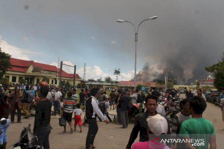 Pak Jokowi! 5.500 Pengungsi Korban Kerusuhan Wamena Minta Bantuan