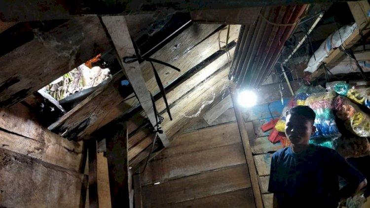 Toko Kelontongan Anggota DPRD Dibobol Maling