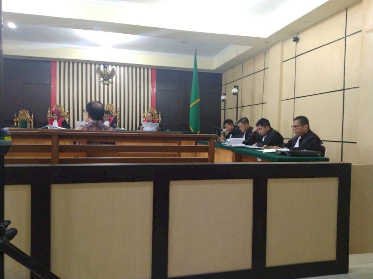 Jaksa KPK Beberkan Proyek-proyek Besar yang Dikerjakan Asiang