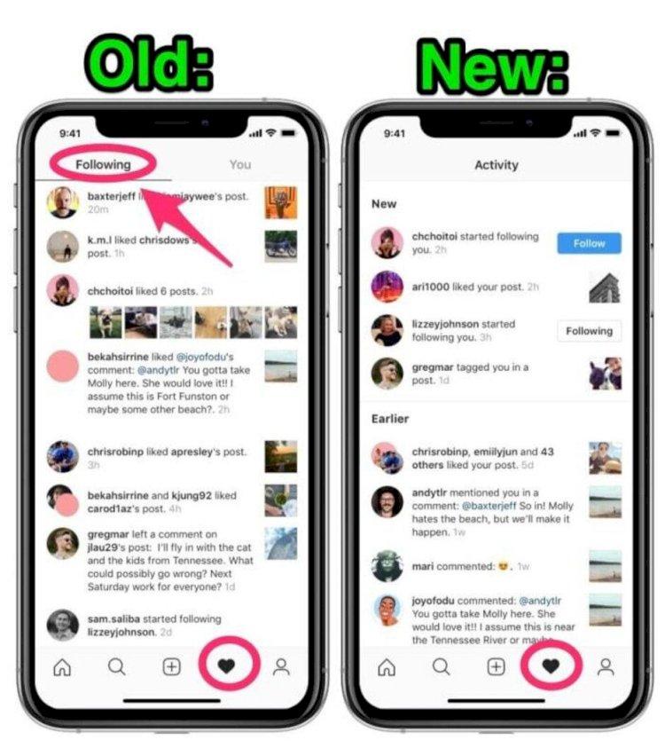Instagram akan Hapus Fitur Following