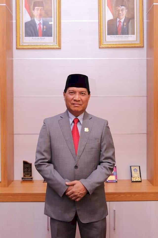 Bakal Maju Pilbup, Ketua DPRD Tanjabbar: Jika Ibu Megawati Perintahkan, Saya Maju!