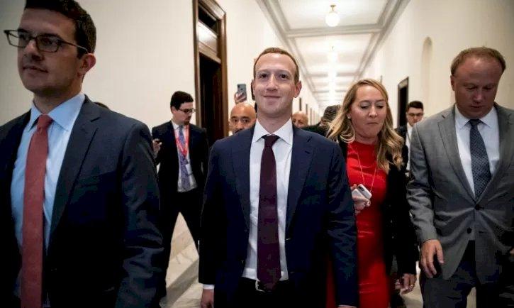 Mark Zuckerberg Bos FB Bakal Dicecar Pertanyaan Pedas Soal Duit Kripto Libra