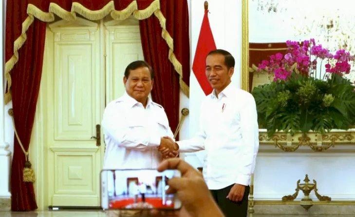 Jokowi Ngaku Hubungannya dengan Prabowo Sangat Mesra