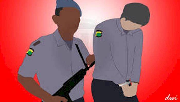 Brigadi Polisi Ini Bakal Dipenjara, Akibat Mencuri Duit Kapolresnya
