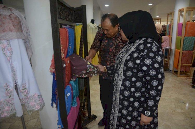Dekranasda Berupaya Tingkatkan Kualitas Program Kerja, Rahima: Kita Harus Banyak Belajar dari Daerah Lain