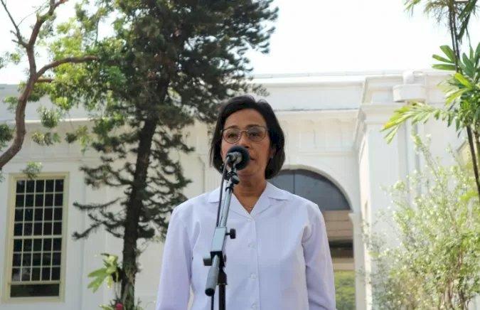 Menteri Terbaik Sri Mulyani Tetap jadi Menkeu