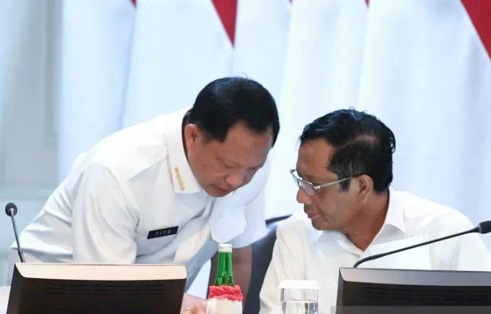 """Polemik """"Lem Aibon"""" RAPBD DKI, Tito Tak Mau Intervensi"""