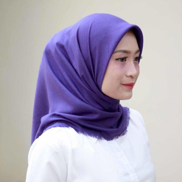 Hijab Satu Jarum untuk Ragam Busana, termasuk Seragam ASN Formal