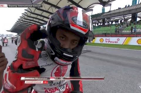 Pembalap Muda Indonesia Tewas di Insiden Tikungan 10