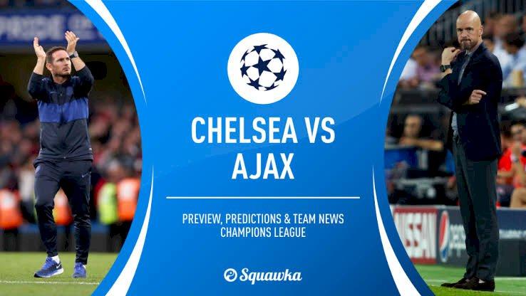 Pertandingan Epik, Prediksi Chelsea vs Ajax